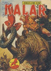 Cover Thumbnail for Kalar (Serieforlaget / Se-Bladene / Stabenfeldt, 1971 series) #7/1973