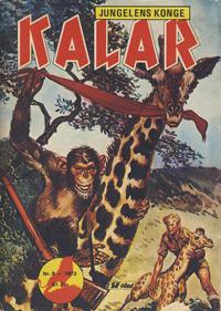Cover Thumbnail for Kalar (Serieforlaget / Se-Bladene / Stabenfeldt, 1971 series) #8/1973