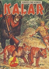 Cover Thumbnail for Kalar (Serieforlaget / Se-Bladene / Stabenfeldt, 1971 series) #9/1973