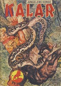 Cover Thumbnail for Kalar (Serieforlaget / Se-Bladene / Stabenfeldt, 1971 series) #11/1973