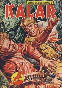 Cover Thumbnail for Kalar (Serieforlaget / Se-Bladene / Stabenfeldt, 1971 series) #7/1974