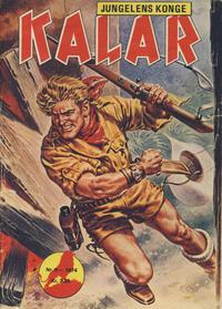 Cover Thumbnail for Kalar (Serieforlaget / Se-Bladene / Stabenfeldt, 1971 series) #9/1974