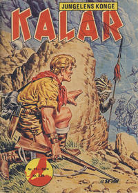 Cover Thumbnail for Kalar (Serieforlaget / Se-Bladene / Stabenfeldt, 1971 series) #11/1974