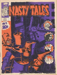 Cover Thumbnail for Nasty Tales (Meep Comix Group, 1971 ? series) #1