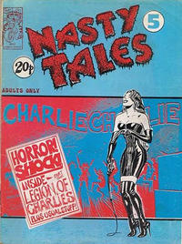Cover Thumbnail for Nasty Tales (Meep Comix Group, 1971 ? series) #5