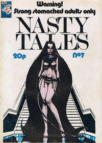 Cover Thumbnail for Nasty Tales (Meep Comix Group, 1971 ? series) #7