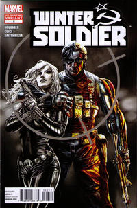 Cover Thumbnail for Winter Soldier (Marvel, 2012 series) #2 [2nd Printing Variant]