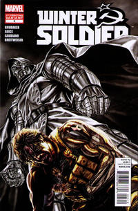 Cover Thumbnail for Winter Soldier (Marvel, 2012 series) #3 [2nd Printing Variant]