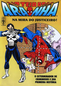 Cover Thumbnail for A Teia do Aranha (Editora Abril, 1989 series) #25