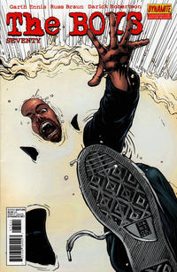 Cover Thumbnail for The Boys (Dynamite Entertainment, 2007 series) #70