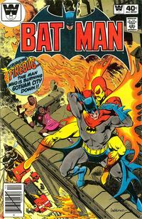 Cover Thumbnail for Batman (DC, 1940 series) #318 [Whitman]
