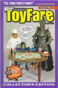 Cover Thumbnail for Twisted Toyfare Theatre (Wizard Entertainment, 2001 series) #6