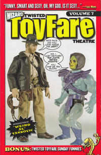 Cover Thumbnail for Twisted Toyfare Theatre (Wizard Entertainment, 2001 series) #7