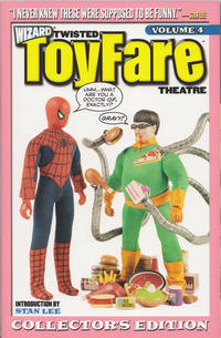 Cover Thumbnail for Twisted Toyfare Theatre (Wizard Entertainment, 2001 series) #4