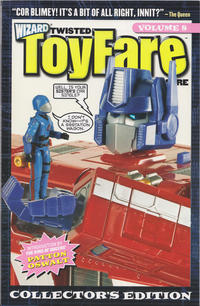 Cover Thumbnail for Twisted Toyfare Theatre (Wizard Entertainment, 2001 series) #8