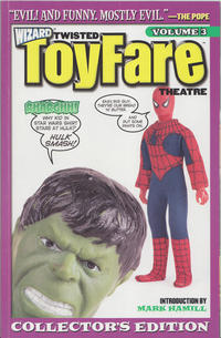 Cover Thumbnail for Twisted Toyfare Theatre (Wizard Entertainment, 2001 series) #3