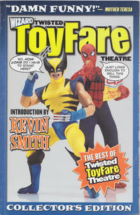 Cover Thumbnail for Twisted Toyfare Theatre (Wizard Entertainment, 2001 series) #1