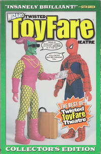 Cover Thumbnail for Twisted Toyfare Theatre (Wizard Entertainment, 2001 series) #2