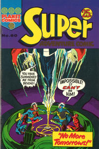 Cover Thumbnail for Super Adventure Comic (K. G. Murray, 1960 series) #60