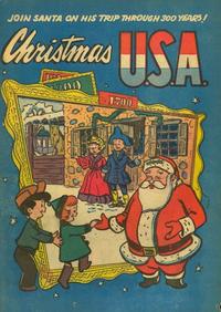 Cover Thumbnail for Christmas U.S.A. (Magazine Enterprises, 1956 series)