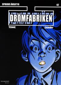 Cover Thumbnail for Spirous äventyr (Egmont, 2004 series) #42 - Drömfabriken