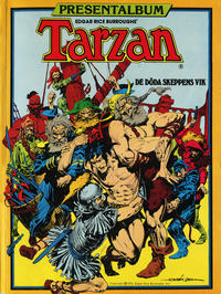 Cover Thumbnail for Tarzan presentalbum (Atlantic Förlags AB, 1978 series) #[1979]