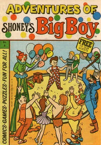 Cover Thumbnail for Adventures of Big Boy (Paragon Products, 1976 series) #4
