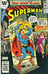 Cover for Superman (DC, 1939 series) #342