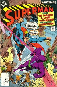 Cover Thumbnail for Superman (DC, 1939 series) #322 [Whitman]