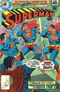 Cover Thumbnail for Superman (DC, 1939 series) #332 [Whitman Variant]