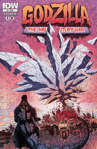 Cover Thumbnail for Godzilla: The Half-Century War (IDW, 2012 series) #4