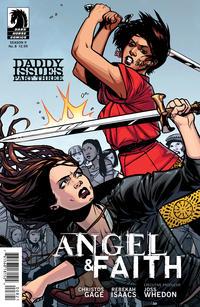 Cover Thumbnail for Angel & Faith (Dark Horse, 2011 series) #8 [Rebekah Isaacs Alternate Cover]