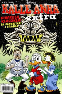 Cover for Kalle Anka Extra (Egmont, 2010 series) #5/2012