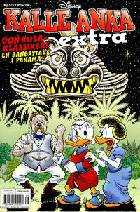 Cover Thumbnail for Kalle Anka Extra (Egmont, 2010 series) #5/2012