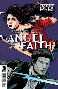 Cover Thumbnail for Angel & Faith (Dark Horse, 2011 series) #6 [Rebekah Isaacs Alternate Cover]