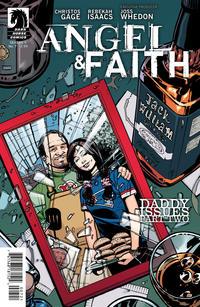 Cover Thumbnail for Angel & Faith (Dark Horse, 2011 series) #7 [Rebekah Isaacs Alternate Cover]
