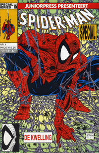 Cover Thumbnail for Spiderman Special (JuniorPress, 1991 series) #1