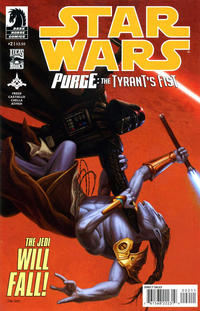 Cover Thumbnail for Star Wars: Purge - The Tyrant's Fist (Dark Horse, 2012 series) #2
