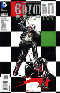 Cover Thumbnail for Batman Beyond Unlimited (DC, 2012 series) #11