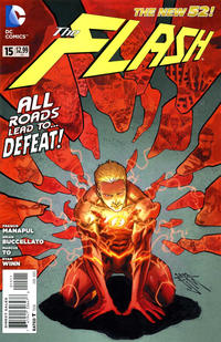 Cover Thumbnail for The Flash (DC, 2011 series) #15