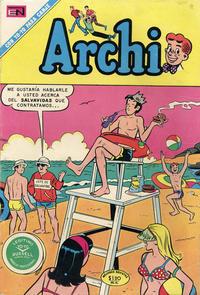 Cover Thumbnail for Archi (Editorial Novaro, 1956 series) #413