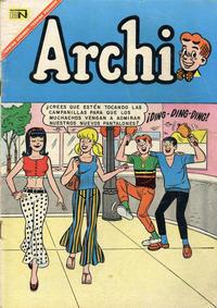 Cover Thumbnail for Archi (Editorial Novaro, 1956 series) #225