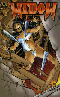 Cover Thumbnail for Widow X (Avatar Press, 1999 series) #3 [Regular edition]