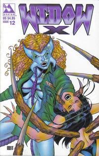 Cover Thumbnail for Widow X (Avatar Press, 1999 series) #12 [Regular edition]