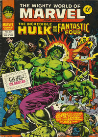 Cover Thumbnail for The Mighty World of Marvel (Marvel UK, 1972 series) #307