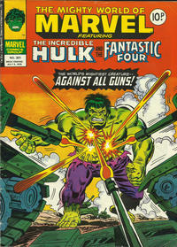 Cover Thumbnail for The Mighty World of Marvel (Marvel UK, 1972 series) #301
