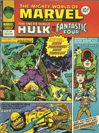 Cover Thumbnail for The Mighty World of Marvel (Marvel UK, 1972 series) #298