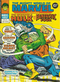 Cover Thumbnail for The Mighty World of Marvel (Marvel UK, 1972 series) #311