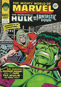 Cover Thumbnail for The Mighty World of Marvel (Marvel UK, 1972 series) #314