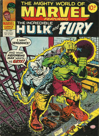 Cover Thumbnail for The Mighty World of Marvel (Marvel UK, 1972 series) #264